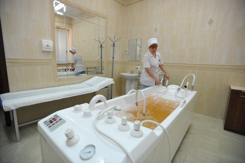 санатории где лечат аллергию